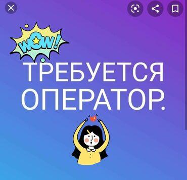 Поиск сотрудников (вакансии) - Кыргызстан: Оператор Call-центра. С опытом. 6/1
