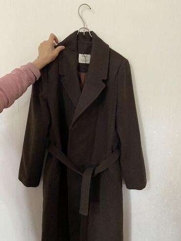 узи коленного сустава бишкек in Кыргызстан | МЕДИЦИНСКОЕ ОБОРУДОВАНИЕ: Продаю пальто женское  размер 46  цвет темно- коричневый  удлиненный н