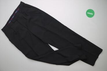 Чоловічі класичні штани у смужку KKB, p. M    Довжина: 106 см Довжина