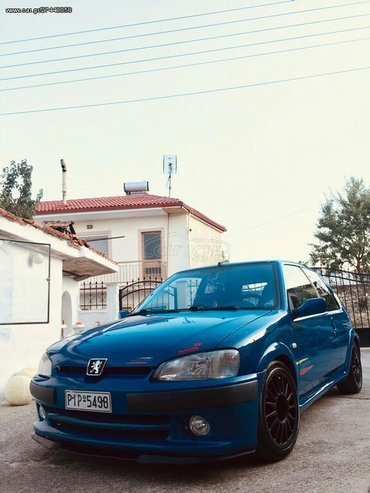 Peugeot 106 1.6 l. 2003 | 170000 km