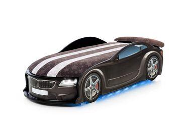 Детская кровать-машина BMW UNOАвтономера, водительское