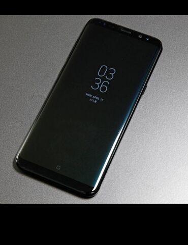 Mobilni telefoni - Kraljevo: Upotrebljen Samsung Galaxy S8 Plus 128 GB crno