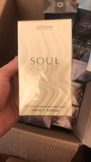 Soul Oriflame for him 75 ml. Endirimde