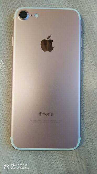 дома 77 серии в Кыргызстан: Б/У iPhone 7 32 ГБ Розовый