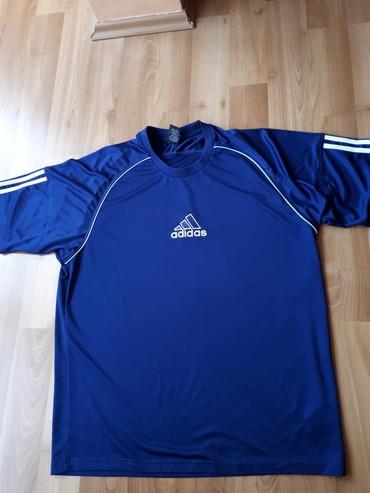 Muska majca l - Srbija: Adidas original muska majica L br. kao nova! *Pogledajte i moje ostale