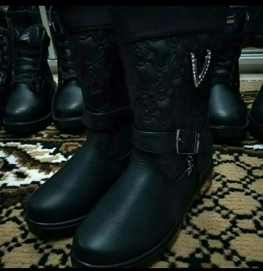 Новые и очень теплые сапоги на в Бишкек