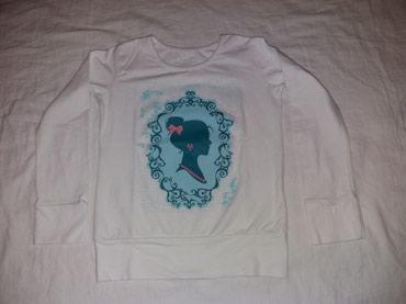 Pamucna-engleska-bluza-domaci-proizvodac-br - Srbija: Bluza velicina 5, pamucna, odlicna
