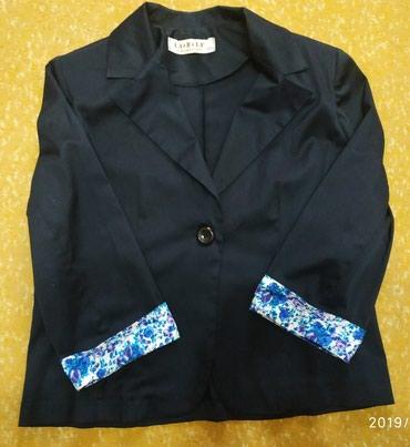 Турецкий пиджак, размер 46-48, один раз одевался. в Бишкек