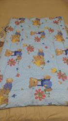 Одеяло новое,пр. Турция. фирма flexi. можно использовать как матрасик. в Бишкек