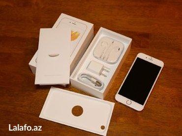 Bakı şəhərində Iphone 6s rose gold 16gbКуплен в официальном магазине apple в