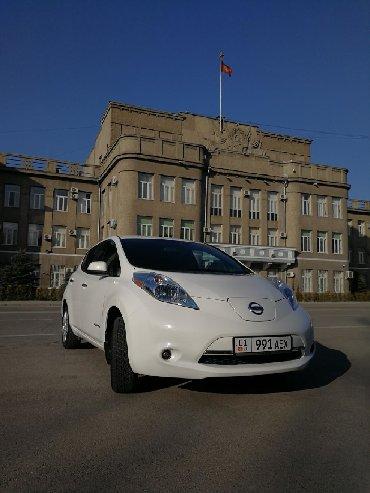 Nissan Leaf 0.6 л. 2013 | 94000 км