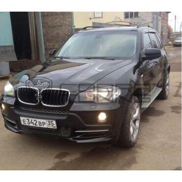 """bmw 3 j serii в Кыргызстан: Ветровики на BMW X5 (E70) 3 деф.окон """"CT"""" в Бишкеке с доставкой по"""