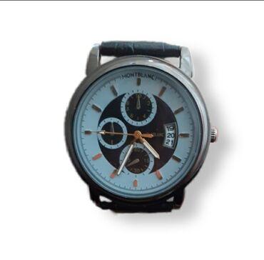 Mont Blanc Saatı az işlənibdir gəncədədir Üstünde 1 daş verilecek