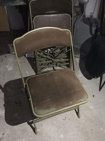 Μεταλλικες πτυσσομενες καρεκλες σε Nea Smyrni