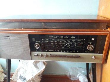 62 elan | İDMAN VƏ HOBBI: Antikvar radio. 1960-cı ilin radiosudu