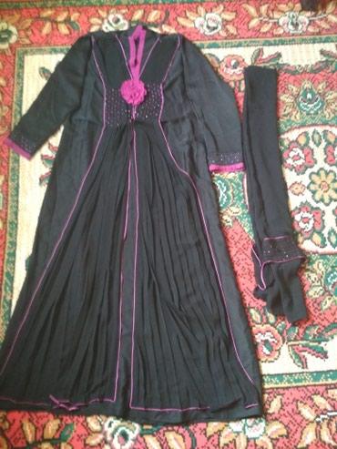 хиджаб женский в Кыргызстан: Платье с шарфов. Хиджаб. Производство Дубай