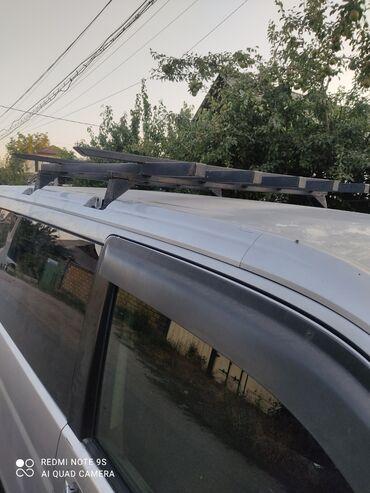 степ вагон бишкек in Кыргызстан   АВТОЗАПЧАСТИ: Продаю багажник на степ вагон спада. Очень прочный