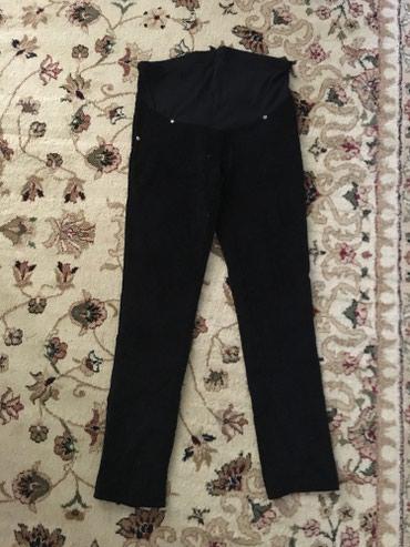 Вельветовые штаны для беременных, размер s. в Сокулук