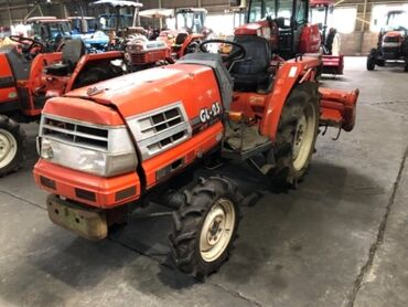 цена жидкого травертина в бишкеке в Кыргызстан: Трактор Японский Кубота GL-23, цена 6500$