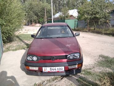 Volkswagen - Кант: Volkswagen Golf 1.8 л. 1992 | 999999 км