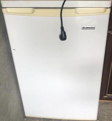 Холодильники - Кыргызстан: Б/у Однокамерный Белый холодильник