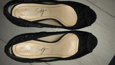 Miss sixty cipele, original, otvoreni prsti, jednom obuvene, za - Belgrade