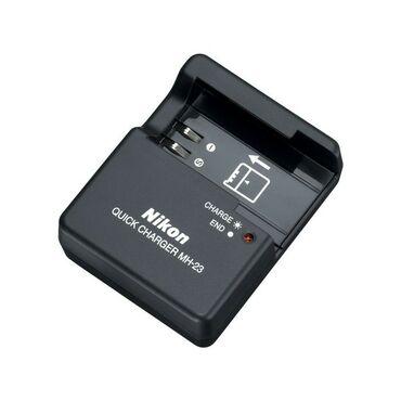 nikon d5300 - Azərbaycan: Nikon charger MH-23 Nikon D3000 D5000 D60 D70