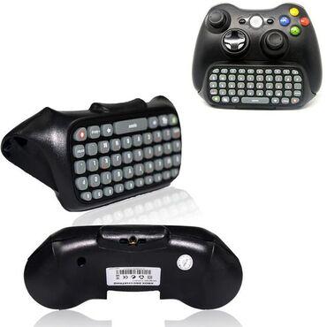 игровая клавиатура для телефона в Кыргызстан: Клавиатура для джойстика Xbox 360 (DOBE TYX-517) предназначена для