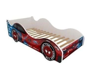 Детская кровать машина №736 в Бишкек