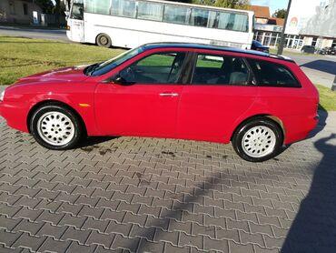 Alfa romeo 155 2 5 mt - Srbija: Alfa Romeo 156 1.9 l. 2001 | 350000 km
