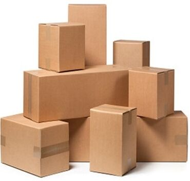 Выкупаем картоны, коробки