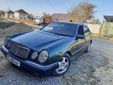 mercedes e в Кыргызстан: Mercedes-Benz E-Class 3.2 л. 1997   410000 км