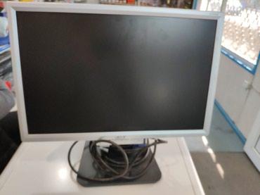 Продается  б.у монитор acer,2500 сом.6 мкр в Бишкек - фото 5