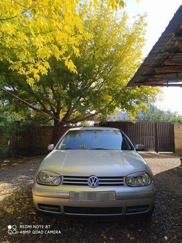 фольксваген бишкек in Кыргызстан | АВТОЗАПЧАСТИ: Volkswagen Golf 1.4 л. 1999 | 1 км