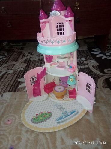 Продаю кукольный домик ЛОЛ, брали за 3500 продаю за 1000 пользавались