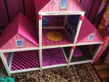 дом-для-кукол в Кыргызстан: Кукольный домик для девочки