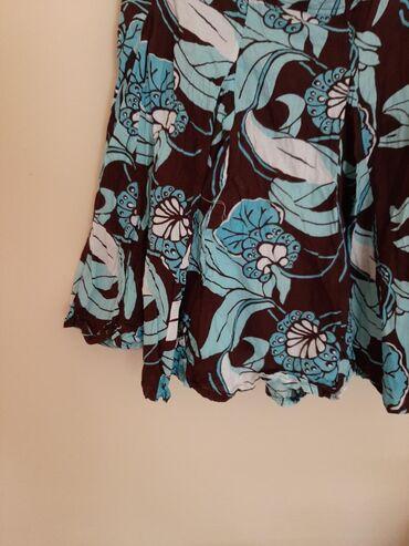 Sarena suknja leprsava. Veličina XL