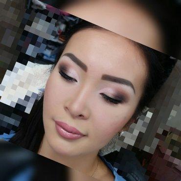 Макияж любой сложности, работаю на проф. косметике франция atelier-par в Бишкек - фото 7
