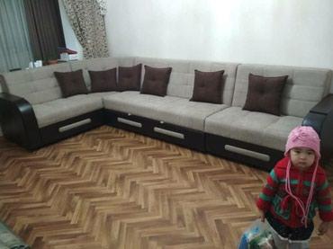 Угловой диван на заказ и в наличии.достовка по городу бесплатно в Бишкек