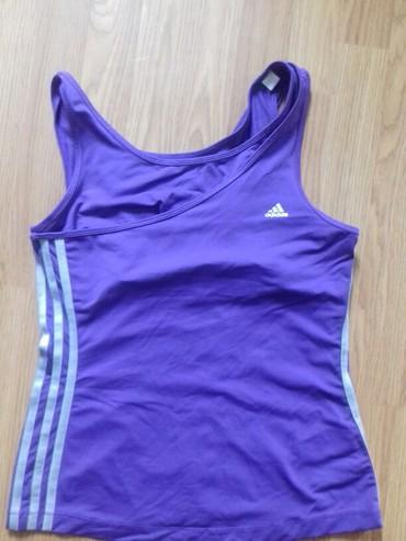 Adidas majica za trening bez ostecenja kao nova vel.m - Prokuplje