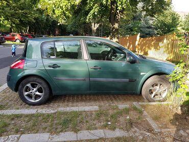 Renault | Srbija: Renault Megane 1.9 l. 2003 | 240000 km