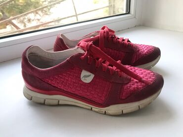 ДЫШАЩИЕ кроссовки на тёплый сезон  Фирма Geox известна дышащей подошво