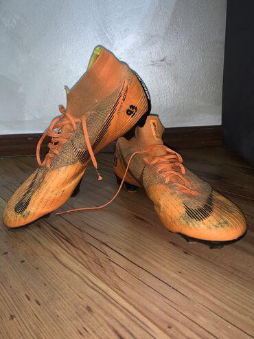 Sport i hobi - Srbija: Kopacke Nike Mercurial A klasa  Stanje kao sa slike Broj 43 Kopacke su