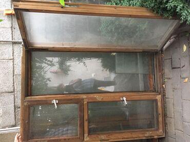 Продаю стандартные окна 105 серии в полном комплекте с коробками