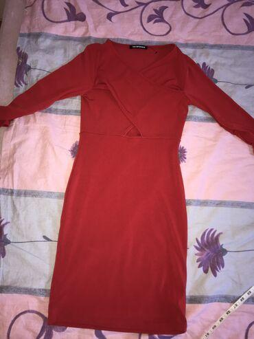 Bordo torbica - Srbija: Nova haljina Terranova velicina XS