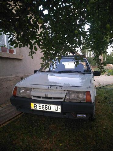 ВАЗ (ЛАДА) - Кызыл-Адыр: ВАЗ (ЛАДА) 2109 1.3 л. 1987