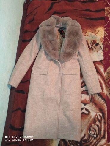 женская пальто в Кыргызстан: Продаю Пальто зимний 42-44раз. Новый