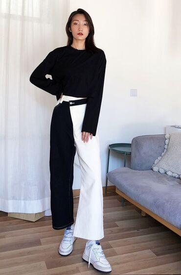 Стильные джинсы от HighLife  Размер: S, M, L Цена: 2900 сом