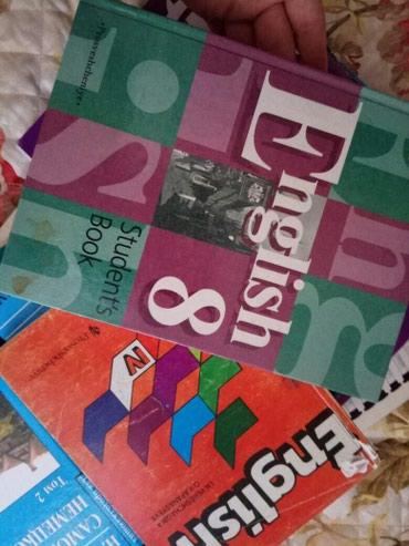 Книги по немецкому и англискому языку. Только ват сап. в Бишкек