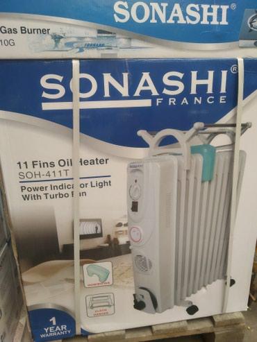 Xırdalan şəhərində Radiator Sonashi,orginal Sonashi firması,7 seksiya 80azn,9 seksiya